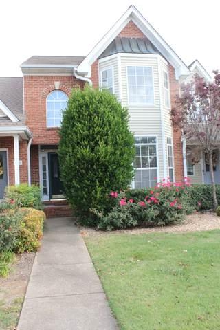 327 Calumet Trce #327, Murfreesboro, TN 37127 (MLS #RTC2200942) :: Nashville on the Move