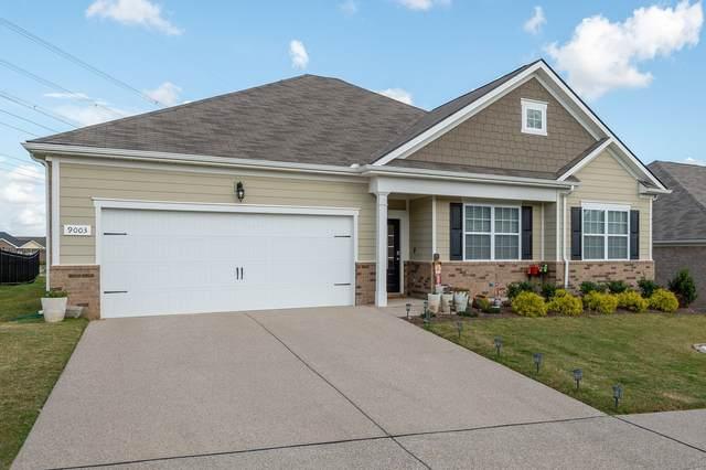 9003 Lockeland Dr, Spring Hill, TN 37174 (MLS #RTC2201379) :: Village Real Estate