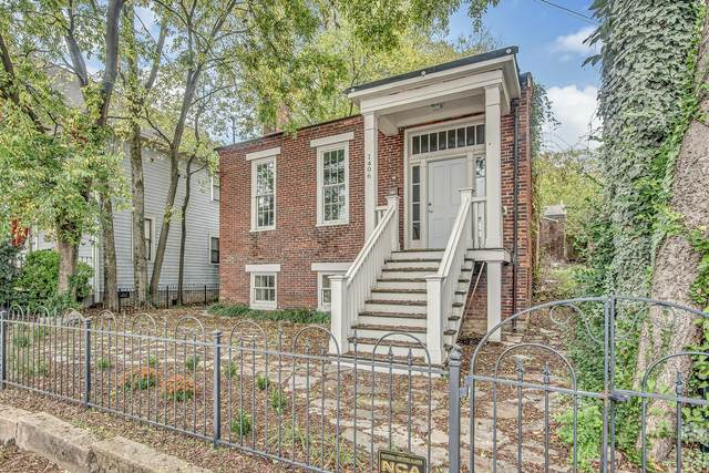 1406 5th Ave N, Nashville, TN 37208 (MLS #RTC2201540) :: The Kelton Group