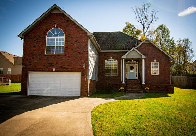 1260 Viewmont Dr, Clarksville, TN 37040 (MLS #RTC2202064) :: Nashville on the Move