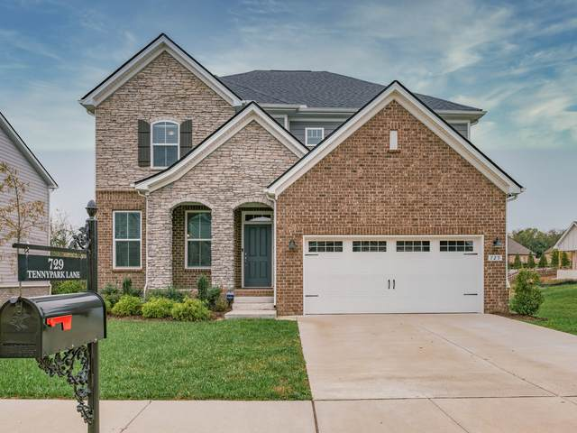 729 Tennypark Ln, Mount Juliet, TN 37122 (MLS #RTC2202245) :: DeSelms Real Estate