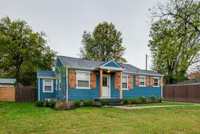1407 Sharpe Ave, Nashville, TN 37206 (MLS #RTC2202616) :: Felts Partners