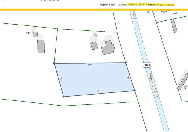 0 Hwy 109 N N, Lebanon, TN 37087 (MLS #RTC2202772) :: Village Real Estate