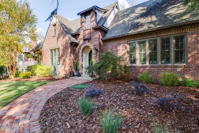 116 Mockingbird Rd, Nashville, TN 37205 (MLS #RTC2203215) :: Team George Weeks Real Estate