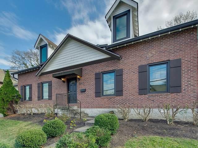 2302 20th Ave S, Nashville, TN 37212 (MLS #RTC2203219) :: Candice M. Van Bibber | RE/MAX Fine Homes