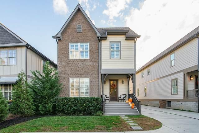 1489B Woodmont Blvd, Nashville, TN 37215 (MLS #RTC2203743) :: Village Real Estate