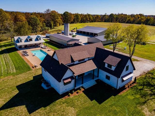 320 Chapman Ln, Manchester, TN 37355 (MLS #RTC2204366) :: Village Real Estate