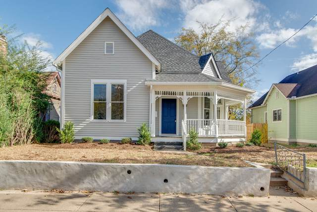 211 S 13th St, Nashville, TN 37206 (MLS #RTC2204502) :: Village Real Estate