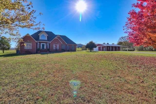 1021 Pickle Road, Shelbyville, TN 37160 (MLS #RTC2204731) :: Nashville Home Guru