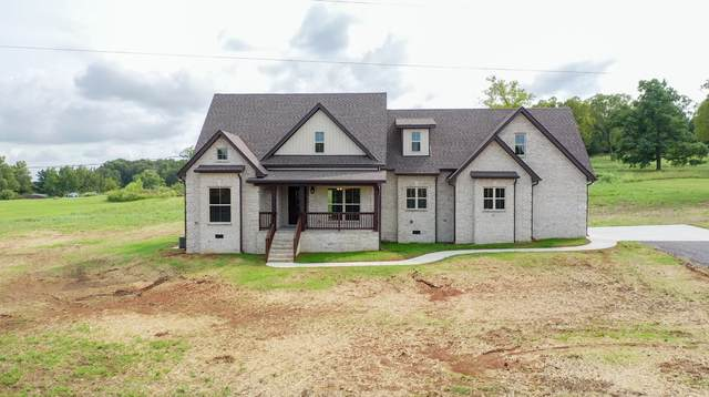 110 Autumn Cove, Bell Buckle, TN 37020 (MLS #RTC2206419) :: Village Real Estate