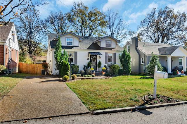 104 39th Ave N, Nashville, TN 37209 (MLS #RTC2206475) :: Fridrich & Clark Realty, LLC