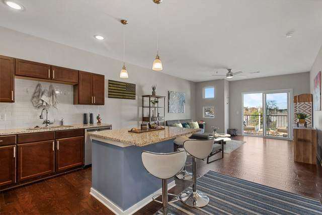 1118 Litton Ave #303, Nashville, TN 37216 (MLS #RTC2206532) :: Morrell Property Collective | Compass RE