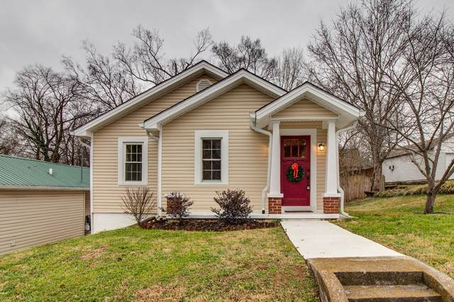 113 5th Ave, Columbia, TN 38401 (MLS #RTC2207049) :: Ashley Claire Real Estate - Benchmark Realty