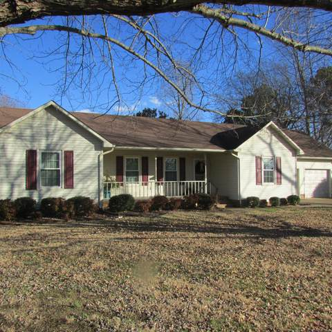 1206 5th Ave N, Lawrenceburg, TN 38464 (MLS #RTC2207166) :: Nashville on the Move