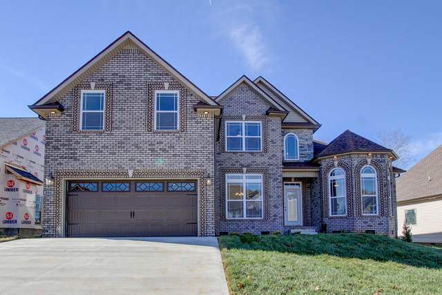 884 Burley Barn Rd, Clarksville, TN 37042 (MLS #RTC2207511) :: Nashville on the Move