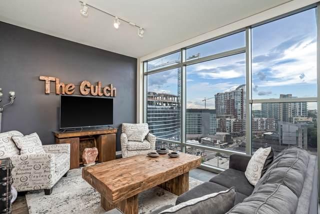 1212 Laurel St. #1011, Nashville, TN 37203 (MLS #RTC2207656) :: Real Estate Works