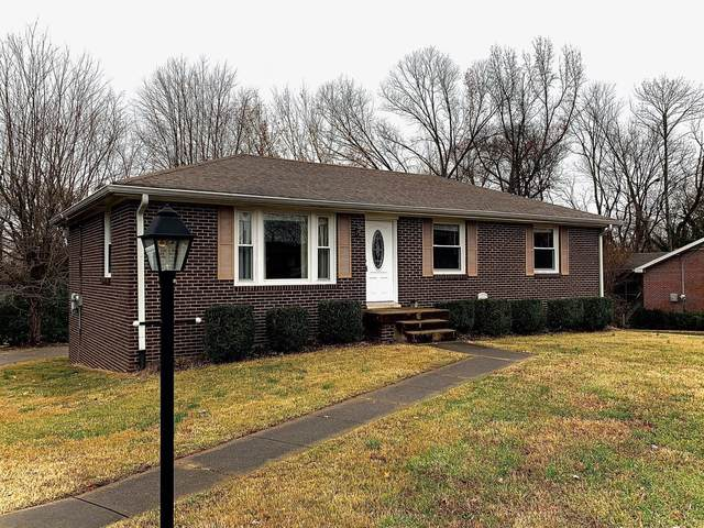 160 E Regent Dr, Clarksville, TN 37043 (MLS #RTC2208075) :: Ashley Claire Real Estate - Benchmark Realty