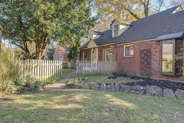 1009 Clayton Ave, Nashville, TN 37204 (MLS #RTC2208335) :: Team George Weeks Real Estate