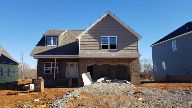 1087 Harrison Way, Clarksville, TN 37042 (MLS #RTC2208350) :: Christian Black Team