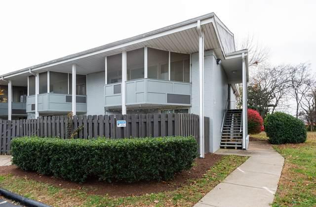 801 Inverness Ave A6, Nashville, TN 37204 (MLS #RTC2208525) :: Fridrich & Clark Realty, LLC