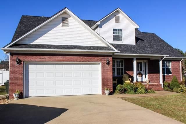 563 Cedar Ct, Lawrenceburg, TN 38464 (MLS #RTC2208604) :: The Miles Team | Compass Tennesee, LLC
