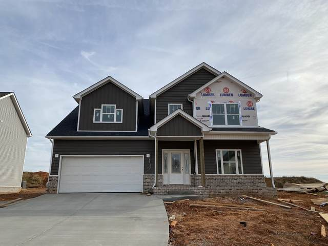 1323 Juniper Pass, Clarksville, TN 37043 (MLS #RTC2208963) :: Village Real Estate