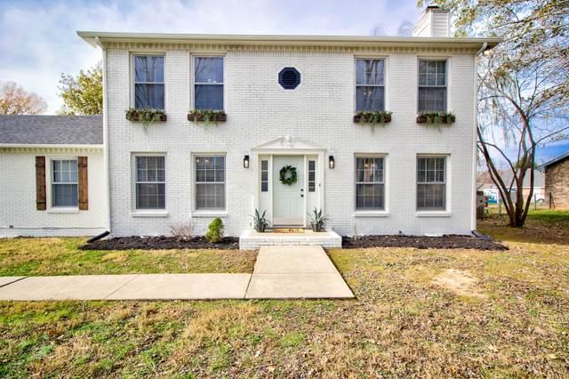 1330 Oak Hill Dr, Clarksville, TN 37040 (MLS #RTC2209773) :: John Jones Real Estate LLC