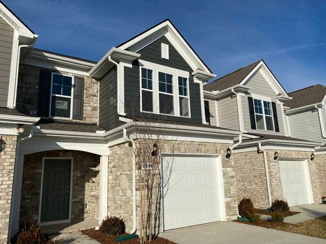 2448 Salem Creek Court, Murfreesboro, TN 37128 (MLS #RTC2209924) :: The Milam Group at Fridrich & Clark Realty