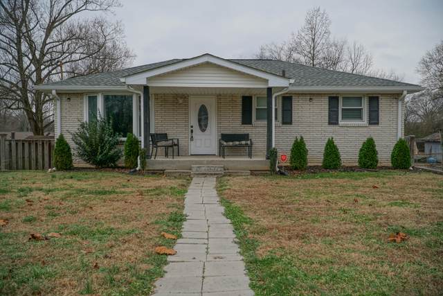 814 Bettie Dr, Old Hickory, TN 37138 (MLS #RTC2210262) :: RE/MAX Homes And Estates