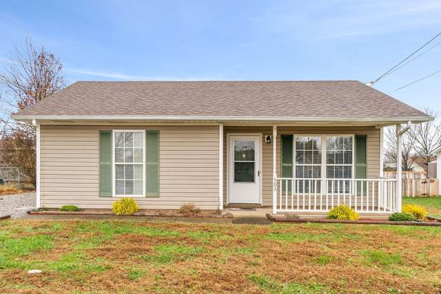 503 Katie St, Oak Grove, KY 42262 (MLS #RTC2210569) :: RE/MAX Homes And Estates