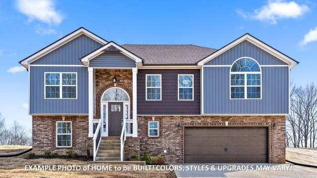 105 Dunbar, Clarksville, TN 37043 (MLS #RTC2210622) :: The Adams Group