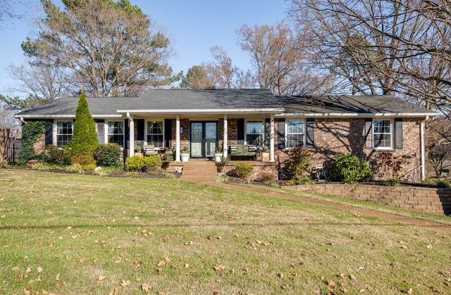 103 Timberline Dr, Hendersonville, TN 37075 (MLS #RTC2210645) :: Five Doors Network