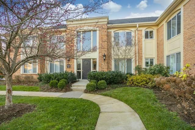 4487 Post Pl #58, Nashville, TN 37205 (MLS #RTC2211065) :: Team Wilson Real Estate Partners