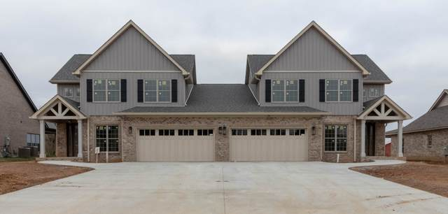 1089 Veridian Drive Unit 4B, Clarksville, TN 37043 (MLS #RTC2211640) :: Team George Weeks Real Estate