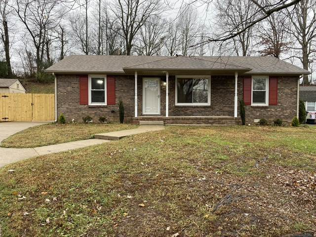 620 Gusty Ct, Clarksville, TN 37043 (MLS #RTC2211827) :: Village Real Estate