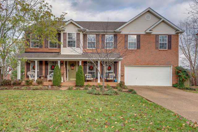 2934 Burtonwood Dr, Spring Hill, TN 37174 (MLS #RTC2212043) :: RE/MAX Homes And Estates