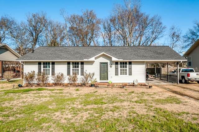 406 Chapman Ln, Columbia, TN 38401 (MLS #RTC2212434) :: Team George Weeks Real Estate