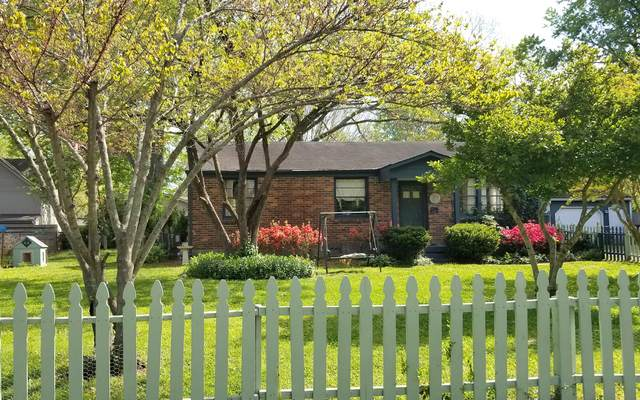 421 Roberts St, Franklin, TN 37064 (MLS #RTC2213624) :: The Milam Group at Fridrich & Clark Realty