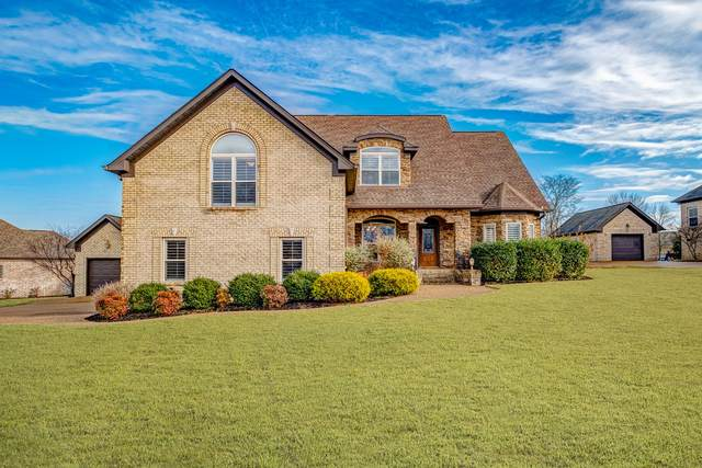 815 Harrisburg Ln, Mount Juliet, TN 37122 (MLS #RTC2214270) :: Nashville on the Move