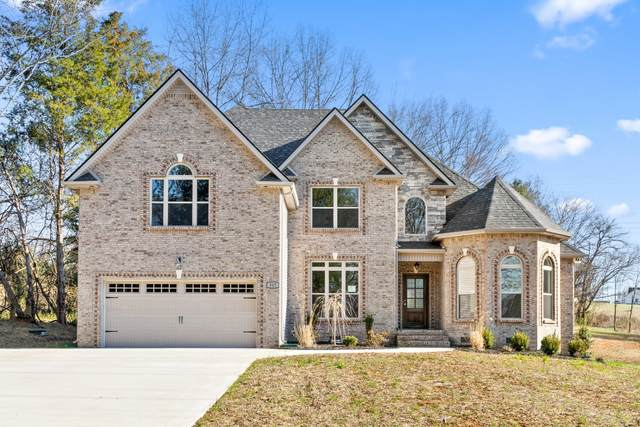 281 Poplar Hills, Clarksville, TN 37043 (MLS #RTC2214339) :: Village Real Estate