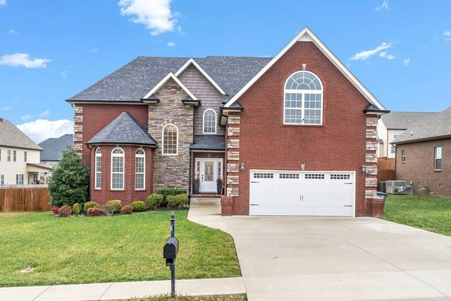 1631 Edgewater Ln, Clarksville, TN 37043 (MLS #RTC2214926) :: Hannah Price Team