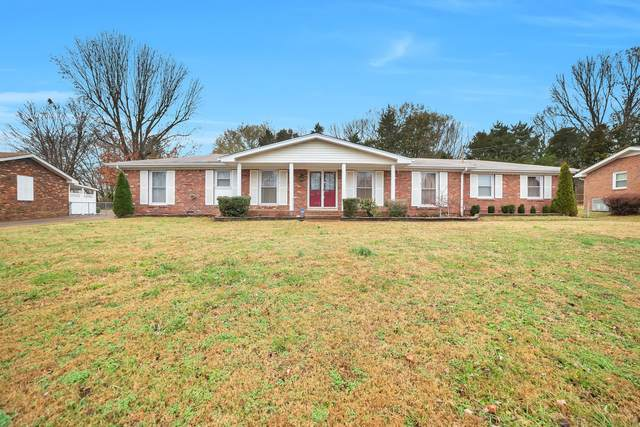 536 Albany Dr, Hermitage, TN 37076 (MLS #RTC2215242) :: Nashville on the Move