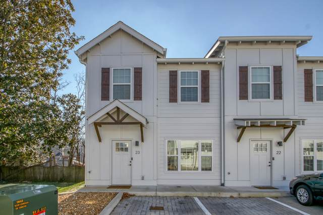 300 Stewarts Ferry Pike #23, Nashville, TN 37214 (MLS #RTC2215280) :: RE/MAX Homes And Estates