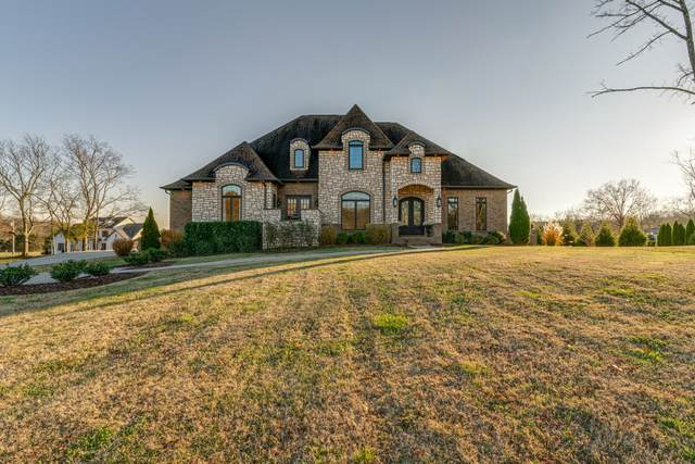 1275 Jenkins Lane, Hendersonville, TN 37075 (MLS #RTC2216185) :: Hannah Price Team