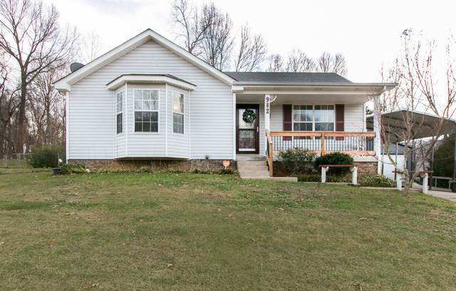 982 May Apple Dr, Clarksville, TN 37042 (MLS #RTC2216911) :: RE/MAX Homes And Estates