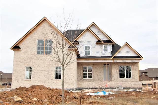 122 Huntington Dr. #122, Lebanon, TN 37087 (MLS #RTC2217965) :: Nashville on the Move