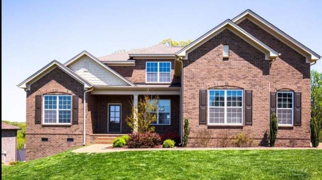 134 Paddock Place Dr, Mount Juliet, TN 37122 (MLS #RTC2218291) :: Kimberly Harris Homes
