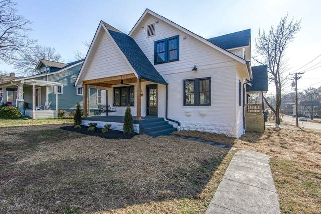 4811 Nevada Ave, Nashville, TN 37209 (MLS #RTC2218911) :: Village Real Estate