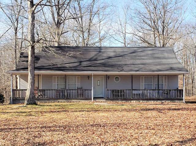 447 Pea Ridge Rd, Westmoreland, TN 37186 (MLS #RTC2219109) :: Village Real Estate