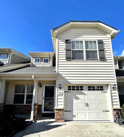 907 Thunder Gulch Way, Murfreesboro, TN 37128 (MLS #RTC2219325) :: Village Real Estate